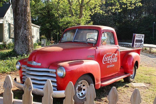 Coca-Cola Truck by Mechwarrior..
