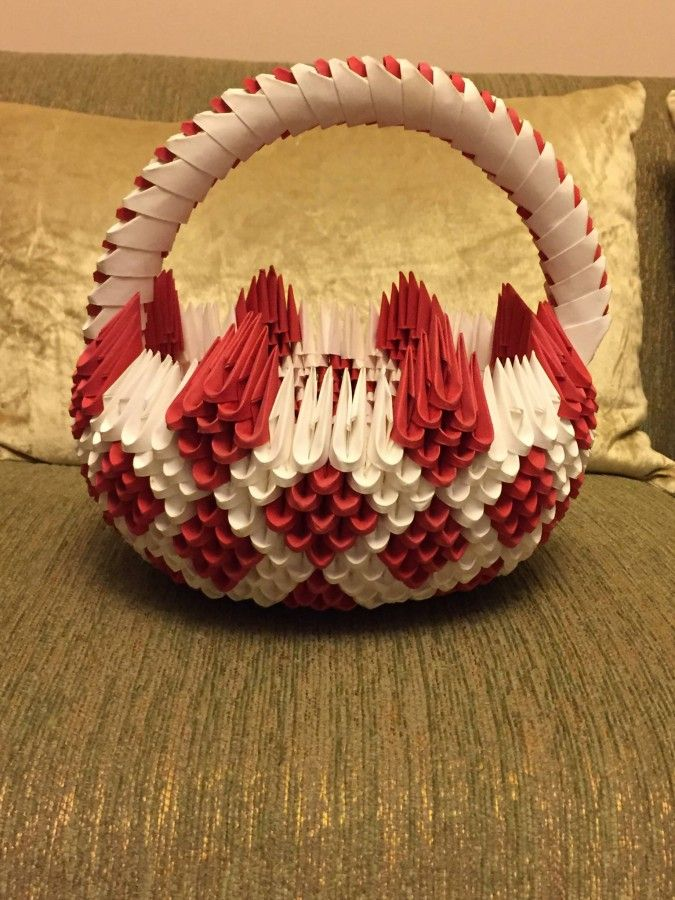 3D Origami Basket…   Album   Hussain najmuddin   3D Origami Art