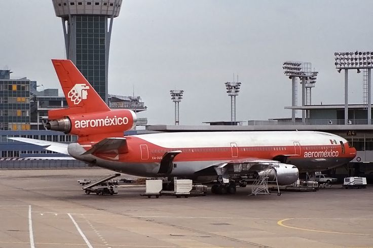 DC10 Northwest Orient Frankfurt Photo by civilspotter | Photobucket