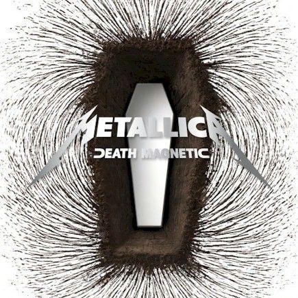 Death Magnetic - Metallica. Great album, through and through.