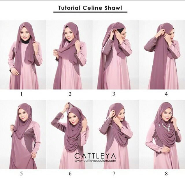 Easy to do right #hijabtutorial #stepbystep