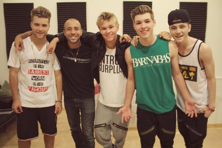 The Boyband Project<3