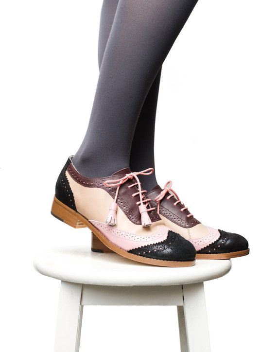 Scarpe  scarpe donna-Oxfords & cravatta scarpe  scarpe