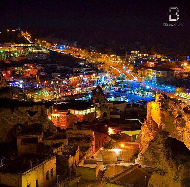 "beautifuldestinations: ""Cappadocia Turkey By: @ayshzl Tag someone you love! """