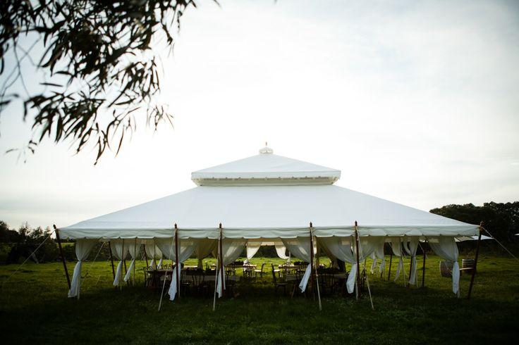 The Grand Tent 11m x 11m. www.tentluxuryhire.com.au
