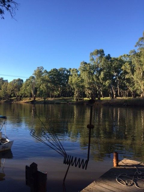 Loved being the Australia Day Ambassador for Edward River NSW - beautiful.