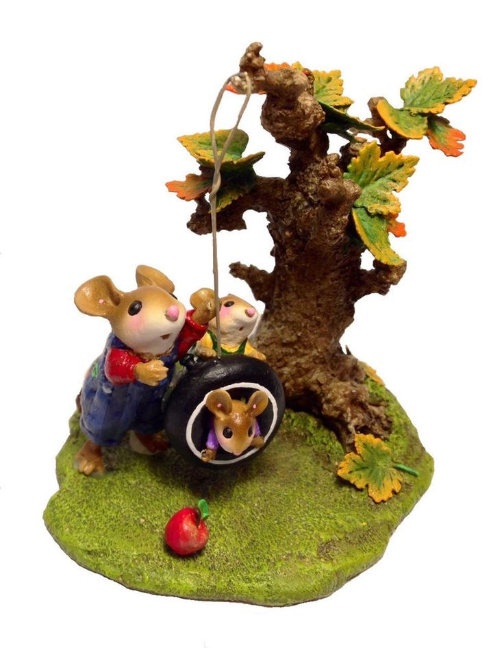Wee Forest Folk Wag 03a His Autumn Breeze A Wee Autumn Gathering Weeforestfolk Charming