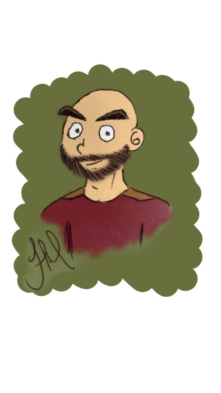 Tom, Danny Phantom style! #doodle #dannyphantom