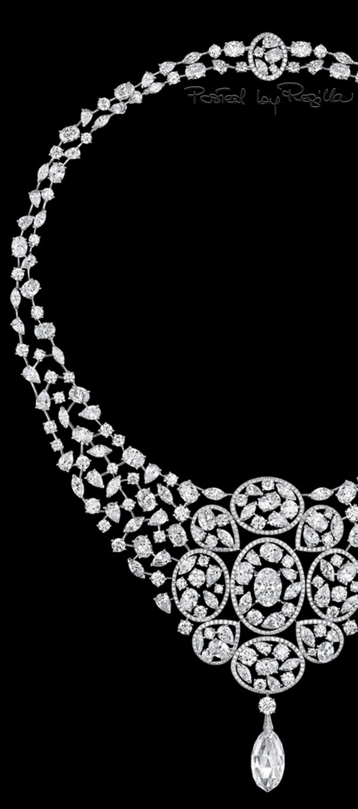 Regilla ⚜ Chanel - Les Talismans de Chanel Haute Joaillerie Fall Winter 2015