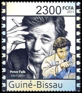 Detective Fiction on Stamps: Colombo