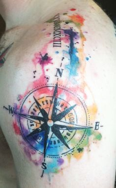 watercolor compass designs - Yahoo Image Search Results