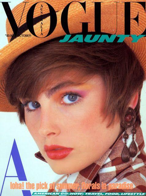 Alexa Singer 1985