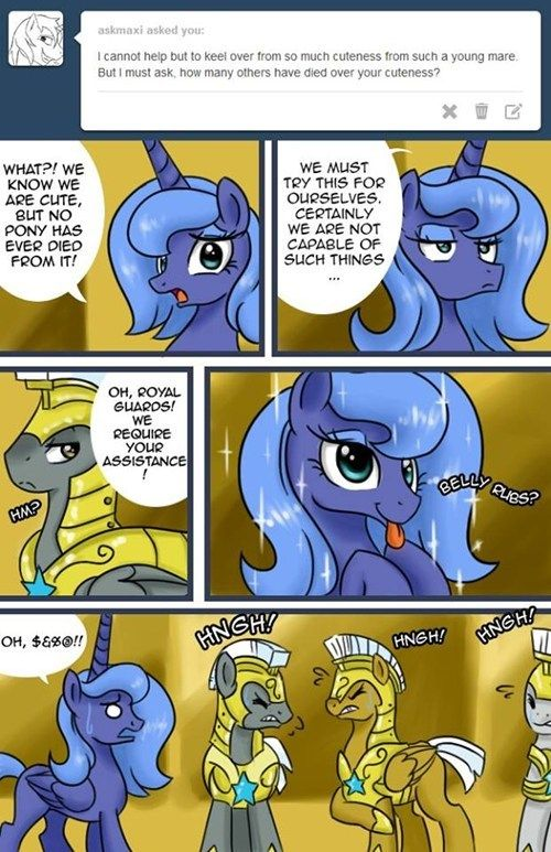 Luna is Cutest Princess