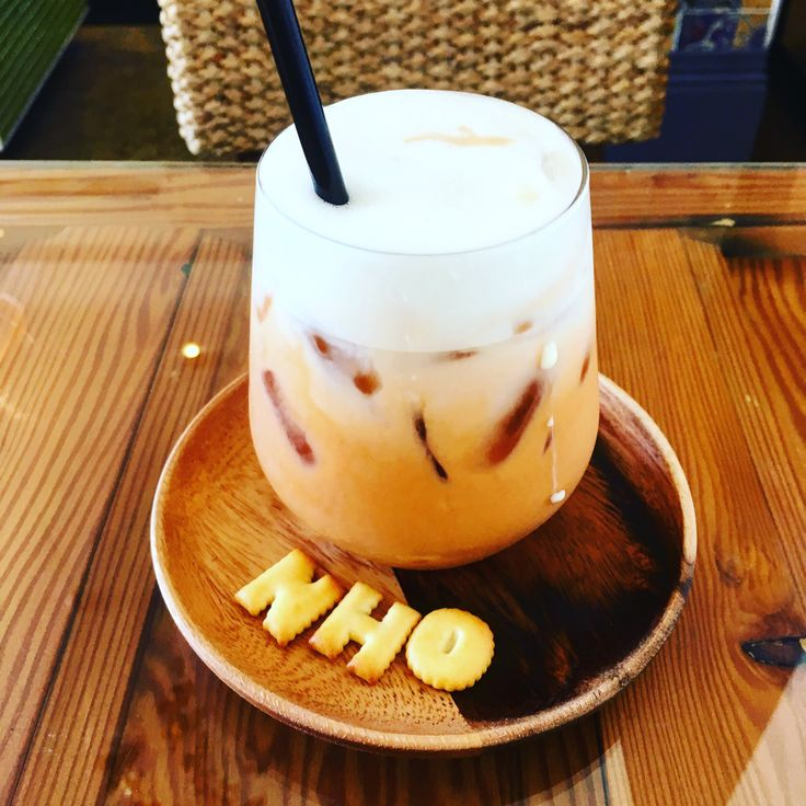 One Yada (Richmond): Iced Cha Thai.