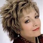 Fav Short Shag Hairstyles Women Over 50