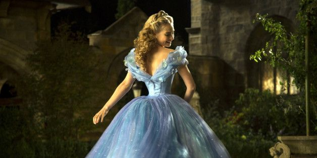 6 Things To Know About The New 'Cinderella,' Lily James