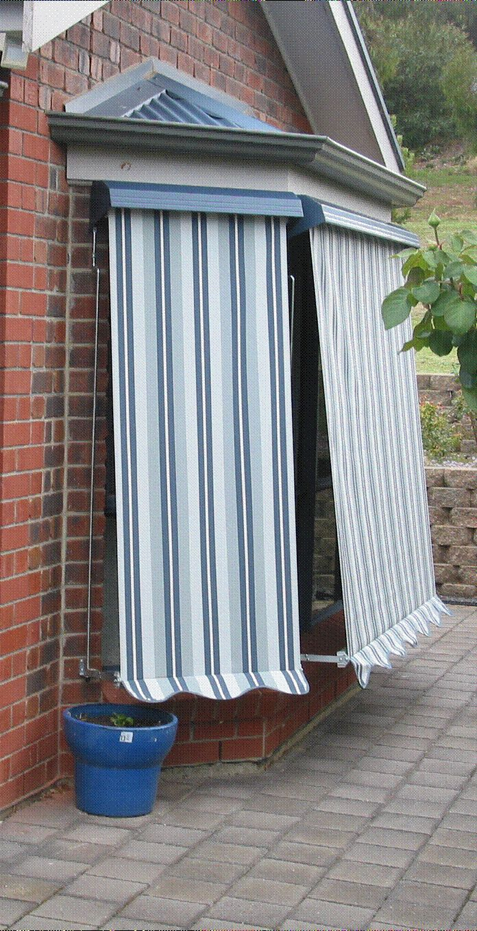 Outside Awnings by SA Decor Phone 1300624075