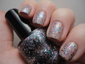 Dutchie Nails: Polish Alcoholic Unicorn Poo