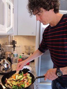 Vegan Ultra-Runner Scott Jurek's Typical Daily Meals