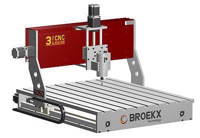 3 Ejes CNC Router Mesa de fresado, taladrado y máquina de grabado Hágalo usted mismo planos