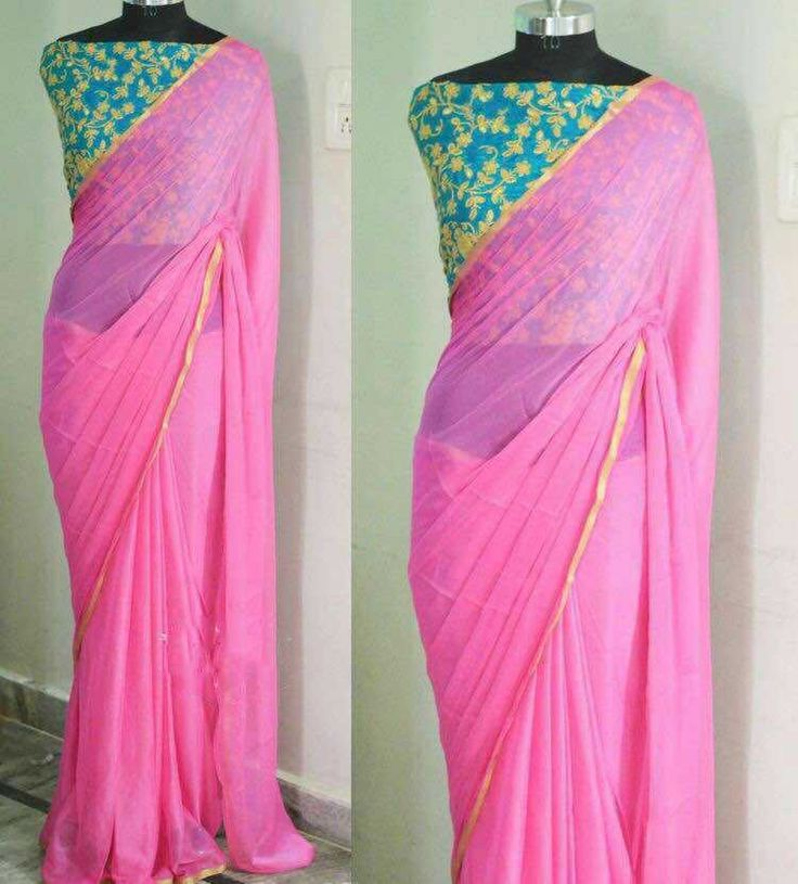 Pure Georgette Saree With Heavy Embroidered Unstitch Blouse | Buy Online Pure Georgette Sarees http://ift.tt/2sao8GT  http://ift.tt/2sJNI2n  Pure Georgette Saree With Heavy Embroidered Unstitch Blouse  Georgette  Pure Georgette Saree With Heavy Embroidered Unstitch Blouse