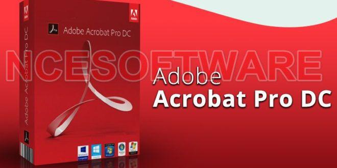 Adobe Acrobat Pro Dc 2018 Full Version Adobe Acrobat