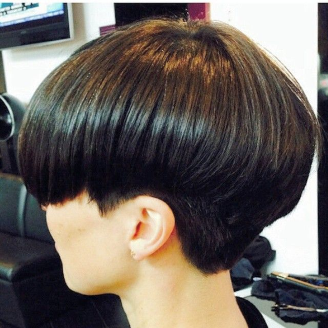 Next Image Mushrooms D1 Pinterest Pixies Short Wedge Hairstyles And Bobs
