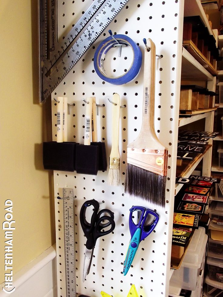 small workshop storage solutions the family handyman car