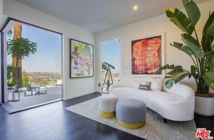 Louis Tomlinson's Hollywood Hills Home. Check out the One Direction star's new mansion & many more homes to envy at www.houseofmadison.co.uk