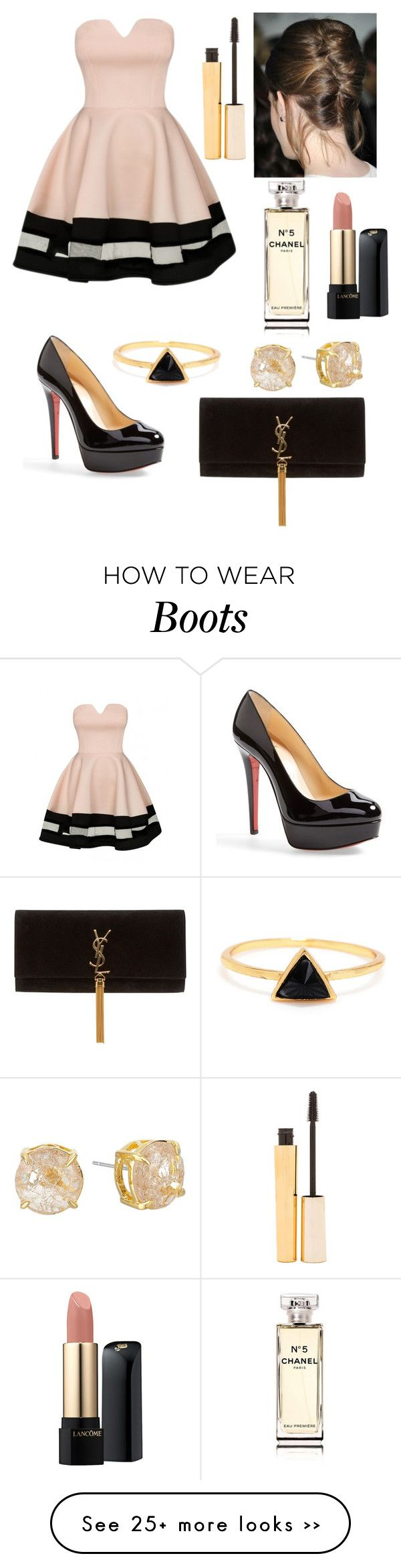 """""""Wedding Guest Look #1"""" by chocolatelover15 on Polyvore"""