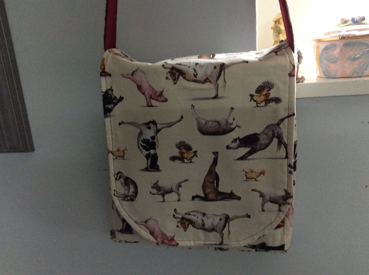 Alice's reversible bag