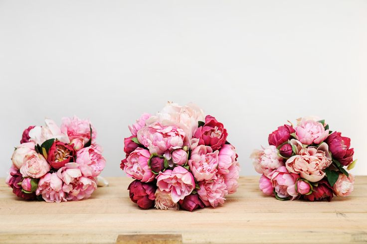 By selecting artificial bridal bouquets and wedding arrangements, you can now keep and treasure your flowers for a lifetime |  Floral by Design