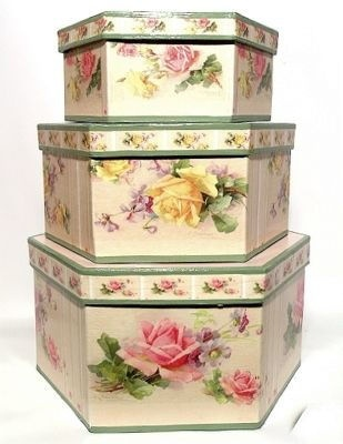 Rose boxes