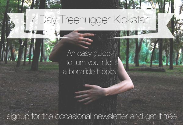 Come be a treehugger with me!!