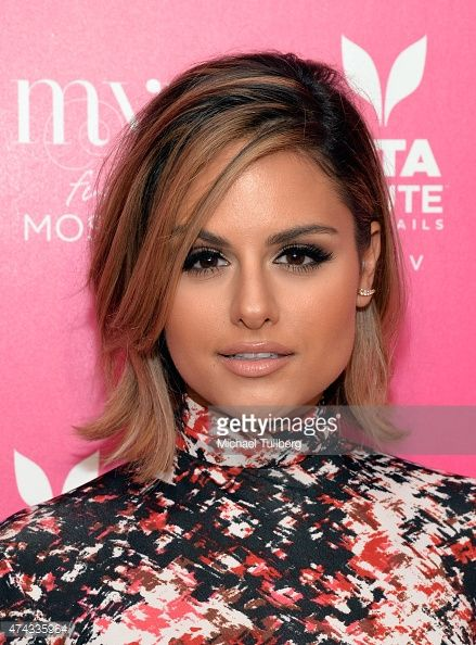 News Photo 2015,Arts Culture and Entertainment,Attending,California,Celebrities,Fashion,Headshot,Looking At Camera,One Person,People,Pia Toscano,Portrait ...