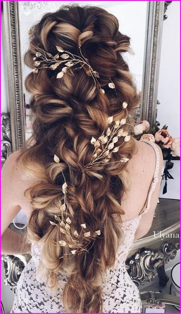 The Most Popular Of Quince Hairstyles Quince Hairstyles Curly Hair Quince Hairstyles For Damas Quince Hairs Long Hair Styles Elegant Wedding Hair Hair Styles