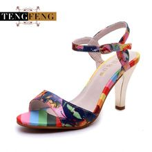 2015 new women sandals adhesive free shipping real summer beach color low wedge sandals open-toed sandals QBD A518