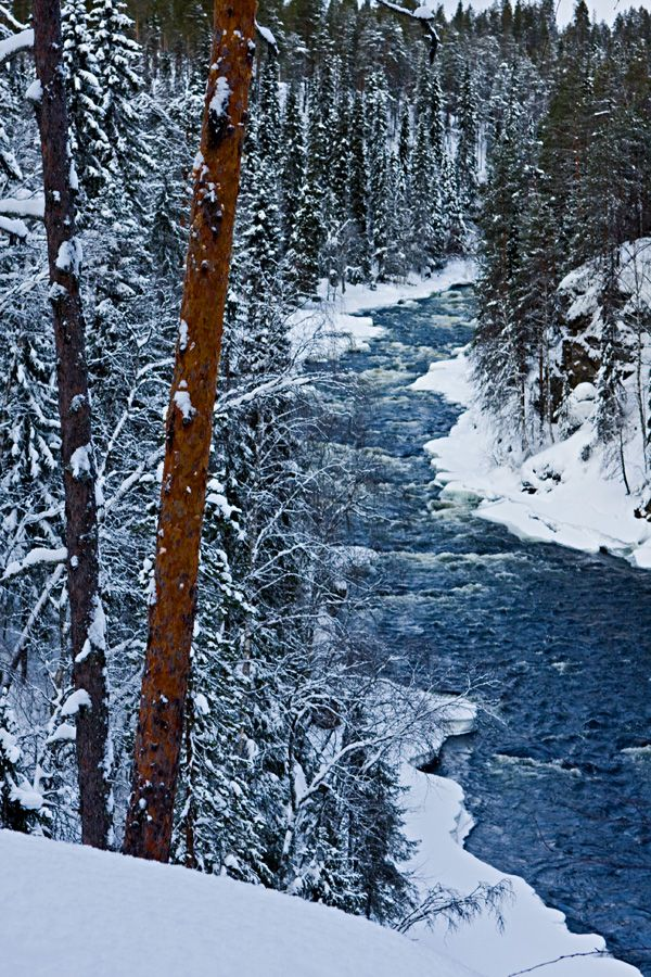 Aallokkokoski - Kitka river