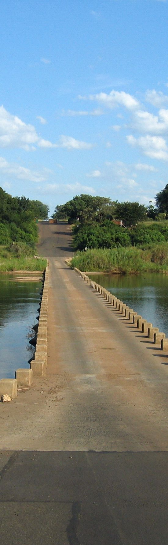 Crocodile Bridge to Kruger National Park -One Of largest game reserves- Johannesburg - South Africa | Africa