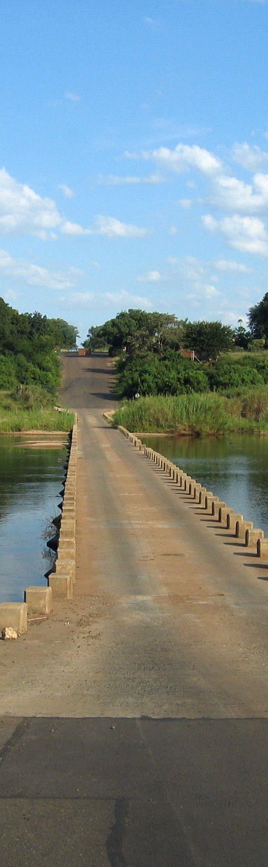 Crocodile Bridge to Kruger National Park -One Of largest game reserves- Johannesburg - South Africa   Africa