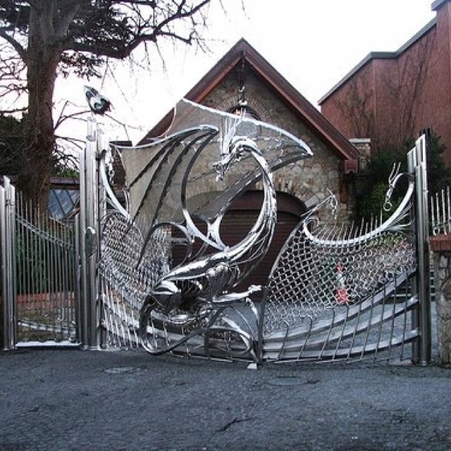 Dragon Gate Fantastic House Ideas In 2019 Garden