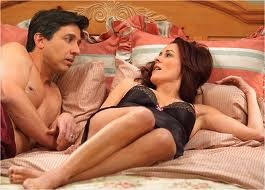 "Ray Romano and Patricia Heaton from ""Everybody Loves Raymond"""