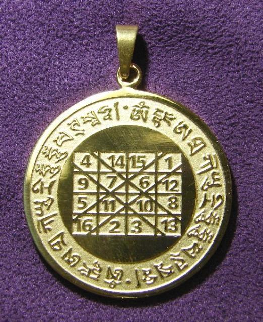 victory in talisman pendant feng shui auspicious