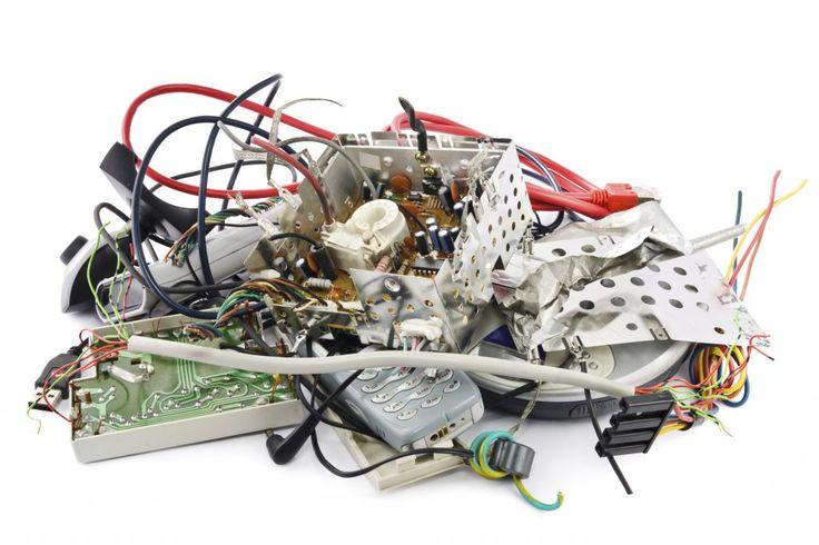 reciclaje de basura electrónica en Chile, reciclaje en Chile