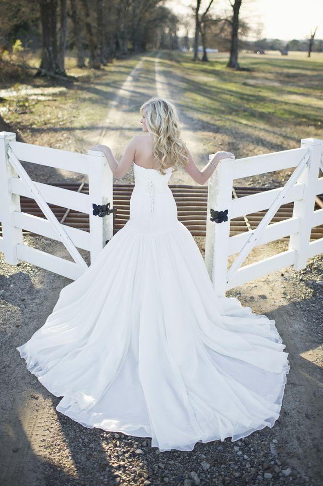 AMAZING DRESS .... The Wedding Post of Arkansas wedding blog: Arkansas Bride: Ellen Hogan Matthews