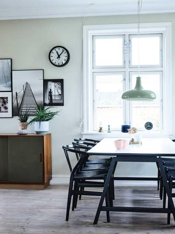 Inspiratie voor een vintage interieur vind je hier. Deze prachtige woning uit Denemarken heeft een opvallend vintage interieur met veel historie. Kijk mee!