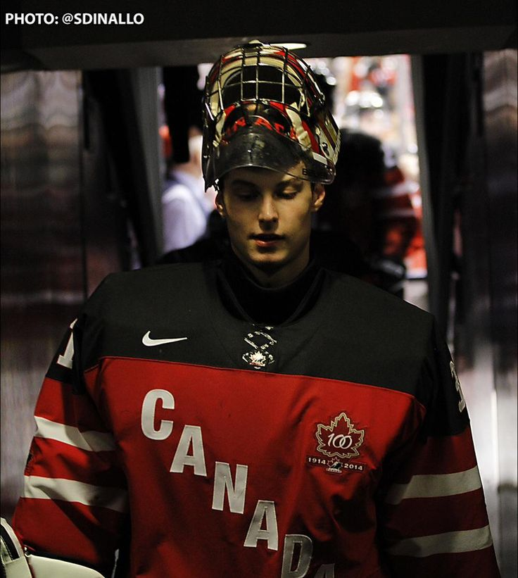 Fucale to get the start for #Canada vs #Slovakia semifinal on Sunday. #WJC2015