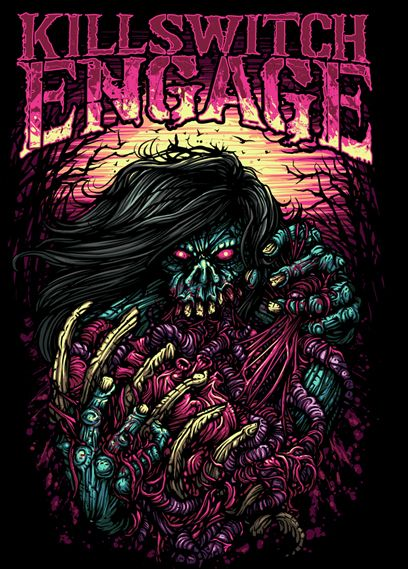 Killswitch Engage ~ Dan Mumford