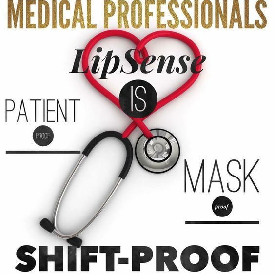 Do you wear a mask to work? SeneGence and LipSense have you covered with smudge proof cosmetics that last all day!