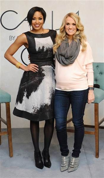 Carrie Underwood launches CALIA By Carrie Underwood